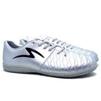 Sepatu Futsal Specs Barricada Maestro Pro IN Silver/Black