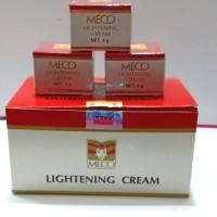 MECO lightening cream 4gram