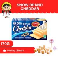 MEG Snow Brand Cheddar 170 gr