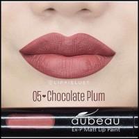 Aubeau Ex-P Matt Lip Paint (Choose Color) - Lipstick Matte