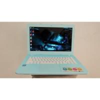 Laptop Asus Vivobook Max X441NA - Biru - Celeron /RAM 2GB/HDD 500GB