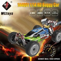 RC Car Buggy WL 144001 1/14 4WD 60km/h RTR