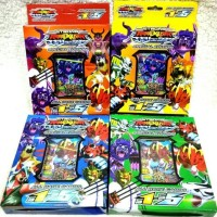 New!!!Kartu Animal Kaiser Strong Special Edition all rare cards s1-s5.