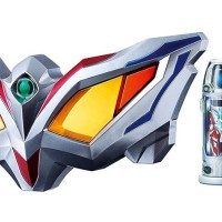 Bandai Ultraman Geed DX Ultra Zero Eye NEO