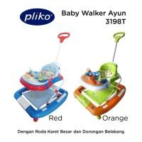 Alat Bantu Jalan Baby - Baby Walker Pliko 3198 - Red Blue