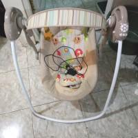 Swinger Baby Elle - Automatic Swing - Beige 33008