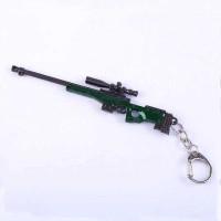 PUBG Sniper Rifle, AWM, AWP Keychain/Gantungan Kunci