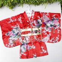 Kids Kimono Yukata / Baju Kostum Internasional Jepang Anak Perempuan