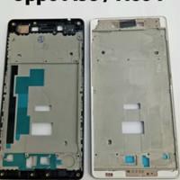 FRAME DUDUKAN LCD TULANG TENGAH FOR OPPO A33 A33W NEO 7 ORIGINAL