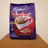 Eceran Termurah!! Cadbury Hot Chocolate Drink / Minuman Coklat Panas