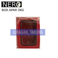BOX APAR 3KG / kotak tabung pemadam murah