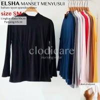 Baju Atasan Inner Manset Hamil dan Menyusui Elsha