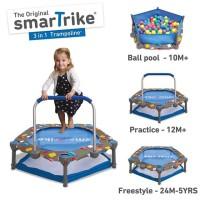 smart trike 3 in 1 trampoline