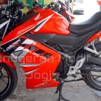 Half Fairing New CB150r Facelift Merah