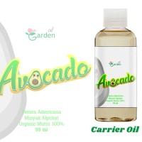 Avocado Oil Minyak Buah Alpukat Murni 100% Our Garden 55 ml