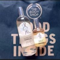 Paket Hemat Parfum The Body Shop Vanilla Original Reject