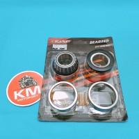 Bering komstir/Bering stang-stir Kawasaki KLX.150 - Scarlet racing