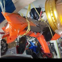 Body set KTM 250