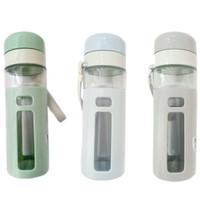 Botol Minum Kaca - Tumbler 700ml - Botol Minum ID-8810/11