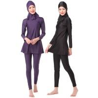 Baju Renang Muslim Muslimah Wanita Dewasa