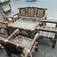 kursi bambu hitam terbaik
