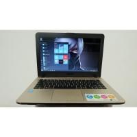 Laptop Asus Vivobook Max X441NA - Gold - Celeron/RAM 2GB/HDD 500GB