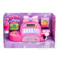 Cash Register Besar Mainan Kasir Kasiran Supermarket Anak Storeniagara