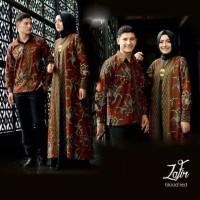 Baju Couple Batik Peria Wanita Muslim Terbaru Pakaian Couple Orig