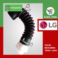 Karet Drain Selang Bawah Dalam Pembuangan Mesin Cuci LG