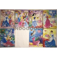 Buku Tulis YOU 58 Princess Story by KIKY [GROSIR/ECER MURAH]