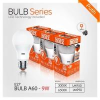 HOLZ Lampu LED Bulb 9 Watt Putih