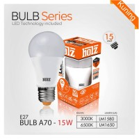 HOLZ Lampu LED Bulb 15 Watt Kuning