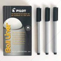 Pulpen Pilot Ball Liner 0.8 mm