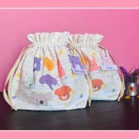 Drawstring Pouch Belacu Goodie Bag Ultah