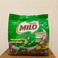 Eceran Termurah!! Minuman Sereal Milo 3in1 ActiveGo