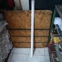 KAP TL 1X36 1 X 36 WATT SET + LAMPU MIRIP PHILIPS SIMBAT GOOD QUALITY