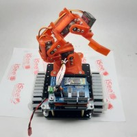 Android Bluetooth RC Robot Arm Tank wheel With Controler Arduino uno