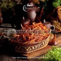 Rempahku - Kayu SECANG SERUT 100gr Sappanwood Secang Iris Jamu Herbal