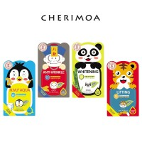 CHERIMOA Character Mask Pack - Face Mask - Masker Wajah