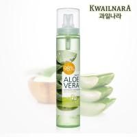 KWAILNARA 98% Aloe Vera Moisture Real Soothing Gel - Spray 125 ml