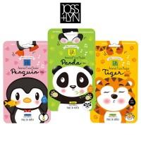 JOSS+LYN Animal Mask Pack - Face Mask - Masker Wajah