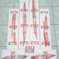 striping stiker mio sporty 2007 merah ori original onderdil murah