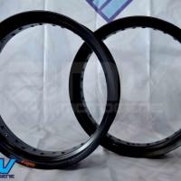 Velg Champ Black Ukuran 215 Dan 185 Ring 14 (Set)
