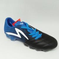 Sepatu bola specs equinox fg Black tulip blue original new