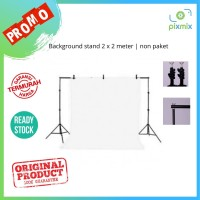 Background stand 2 x 2 meter | non paket