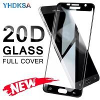 Tempered Glass Samsung Galaxy j2 Core Hitam