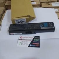 TOSHIBA Original Baterai Notebook Laptop PA 3817 L600 L645 L635 C600 C