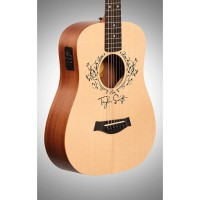TAYLOR BABY T25-TS-BTE TAYLOR SWIFT SIGNATURE ELECTRIC ACOUSTIC GUITAR