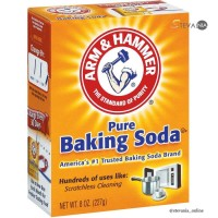 ARM & HAMMER Pure Baking Soda Scratchless Cleaning 227GR Original