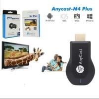 Anycast M4+ 4K HD WiFi display Tv Dongle Wireless HDMI Dongle Anycast